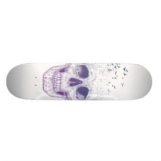 Let them fly custom skate board