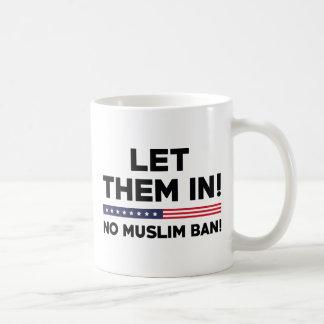Let Them In! Coffee Mug