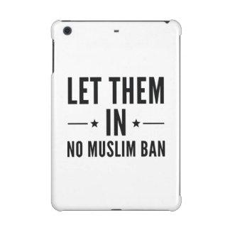 Let Them In iPad Mini Case