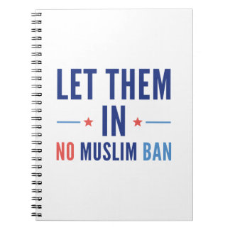 Let Them In Notebooks