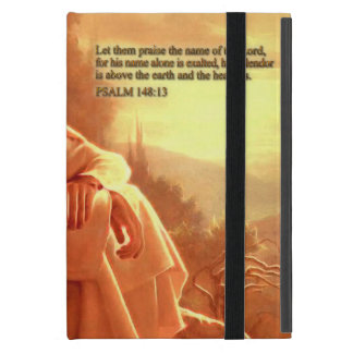 Let them Praise the name of the Lord Powiscase iPad Mini Covers