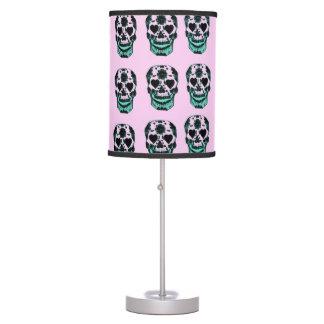 Let them Sugar Skulls Shine Table Lamp