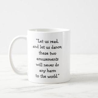 Let Us Read Classic Mug