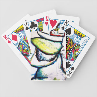 Let us take us to ideas unseen by Luminosity Bicycle Playing Cards