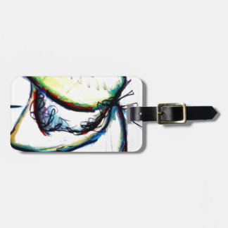 Let us take us to ideas unseen by Luminosity Luggage Tag