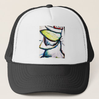 Let us take us to ideas unseen by Luminosity Trucker Hat