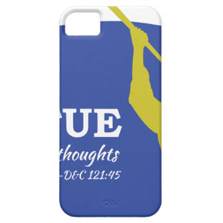 """Let Virtue Garnish Thy Thoughts"" Angel Moroni Case For The iPhone 5"