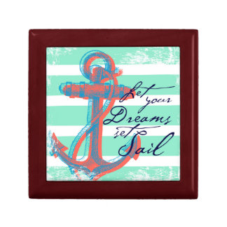 Let Your Dreams Set Sail Gift Box