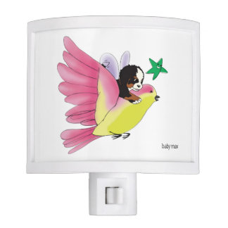 'Let Your Imagination Fly' Night Light