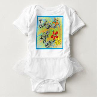 Let Your Light Shine Baby Bodysuit