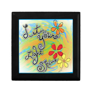 Let Your Light Shine Gift Box