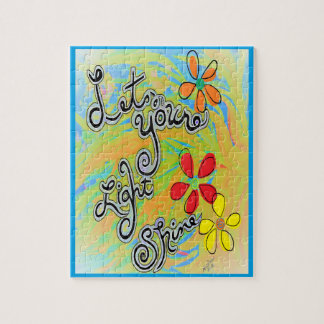 Let Your Light Shine Jigsaw Puzzle