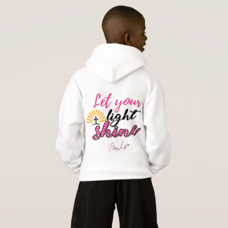 Let Your Light Shine Kids' ComfortBlend® Hoodie