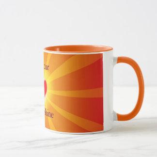 """""""Let Your Light Shine"""" Mug"""