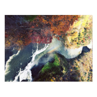 Letchworth State Park New York Postcard