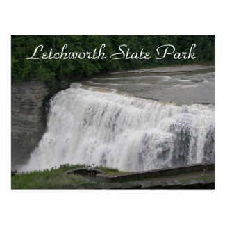 Letchworth State Park Travel Photo Postcard