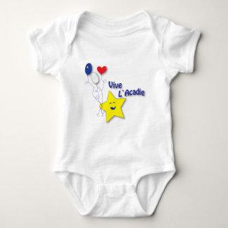 l'étoile acadienne baby bodysuit