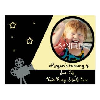 L'étoile de la partie ! carte postale