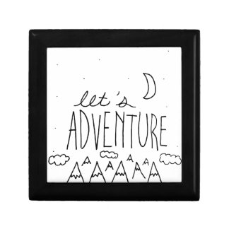 Let's Adventure-01 Gift Box