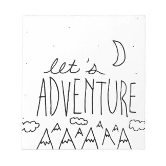 Let's Adventure-01 Notepad