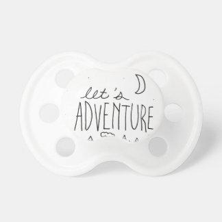 Let's Adventure-01 Pacifier
