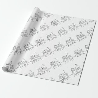 Let's Adventure-01 Wrapping Paper