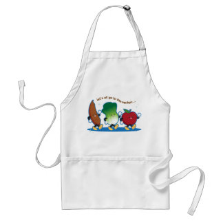 Let's All Go to the Market Standard Apron
