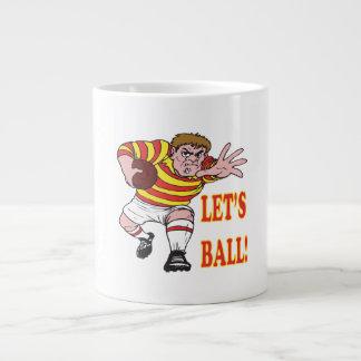 Lets Ball 2 Jumbo Mug
