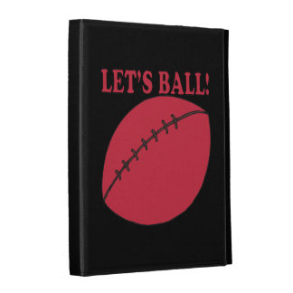 Lets Ball iPad Cases