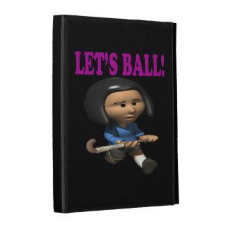 Lets Ball iPad Folio Covers