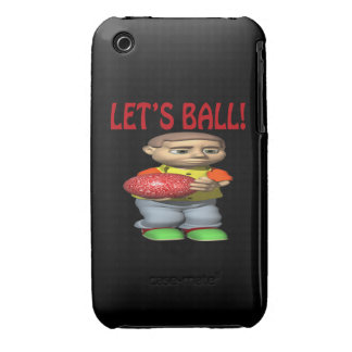 Lets Ball iPhone 3 Case