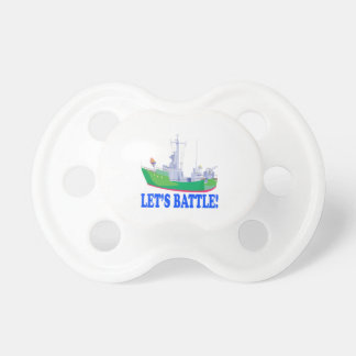 Lets Battle Baby Pacifiers