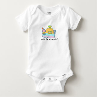 Let's Be Friends Baby Cotton Top