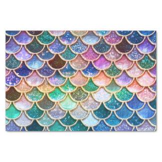 Let's be mermaids- Mermaid Glitter- Mermaid Scales Tissue Paper