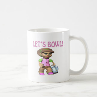 Lets Bowl Coffee Mug