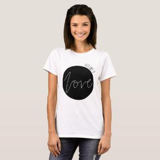Lets Call It Love Women's Basic T-Shirt
