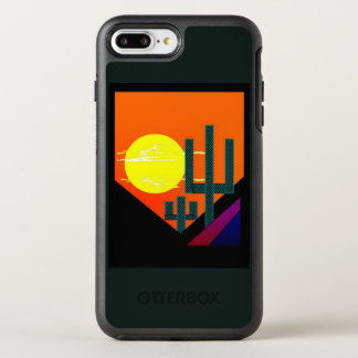 LET'S CAPTURE THE DESERT SUN ! OtterBox SYMMETRY iPhone 8 PLUS/7 PLUS CASE