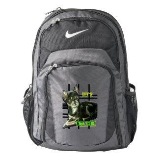 Let's Cha Cha Nike BackPack