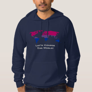 Let's Change the World Sweatshirt