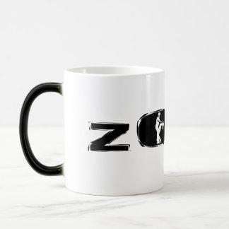 Lets dance zouk magic mug