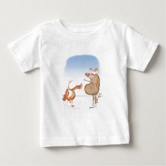 let's do breakfast, tony fernandes baby T-Shirt
