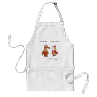 LET'S DO LUNCH by April McCallum Standard Apron