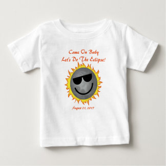 Let's Do The Eclipse Baby Baby T-Shirt