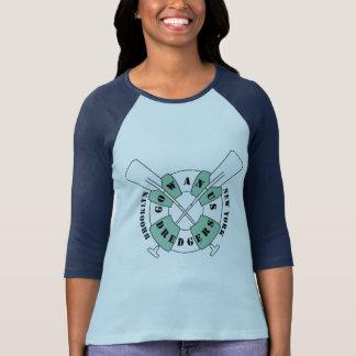 Let's Dredge! Blue T Women T-Shirt
