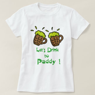 Let's Drink... T-Shirt