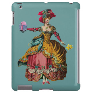 Lets Eat Cake ~iPad Plastic 2/3/4 Case