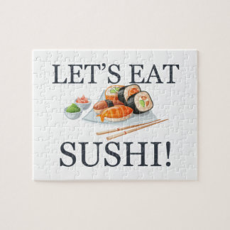 Let's Eat Sushi Puzzles