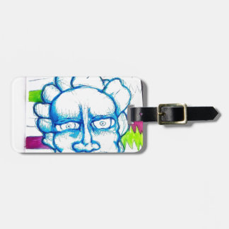 Let's feel about our Real's Luggage Tag