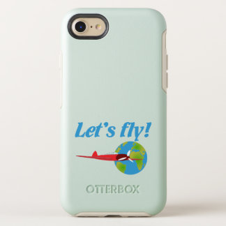 Let's fly OtterBox symmetry iPhone 8/7 case