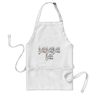 Lets Get Cooking Apron